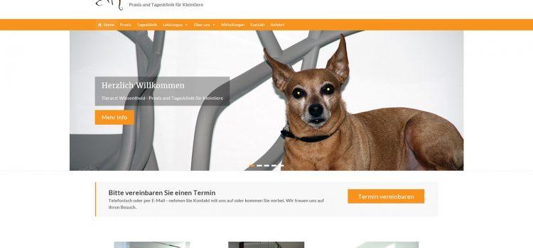 Tierarzt Wiesentheid by Dr. Sonja Waag goes PRO