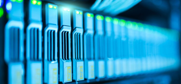 Server DS2000 geht nach nun fast 10 Jahren endgültig vom Netz